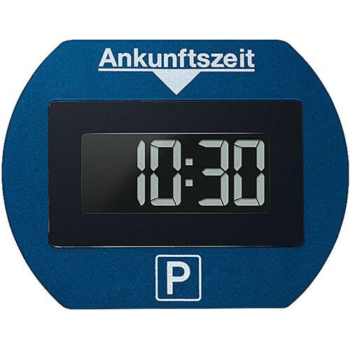 Park Lite Elektronische Parkscheibe bzw. digitale Parkuhr PARK LITE, automatische Parkzeiteinstellung, blau