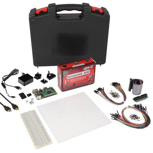 JOY-iT Raspberry Pi 3 B+ Elektronik-Set, inkl. Raspberry Pi 3 Model B+