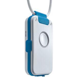 DECT Pendant Notrufsender DECT indePendant Pro, blau, privater Hausnotruf, mit intelligenter Sturzerkennung