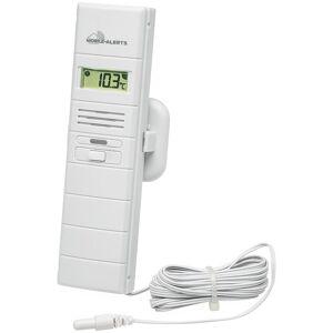 104358 ELV Mobile Alerts Temperatur-/Luftfeuchtigkeitssensor MA10300 mit LC-Display