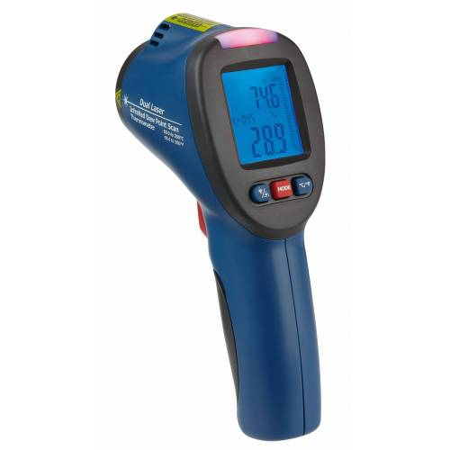 TFA Infrarot-Thermometer mit Schimmel-Detektor und Taupunkterkennung