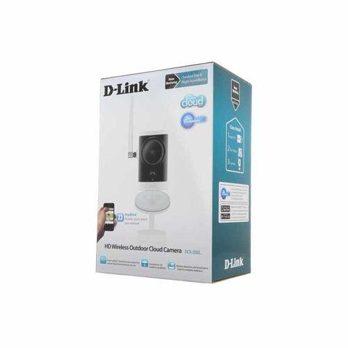 D-Link Wireless Wlan Tag und Nacht HD-Outdoor Cloud Netzwerkkamera sc