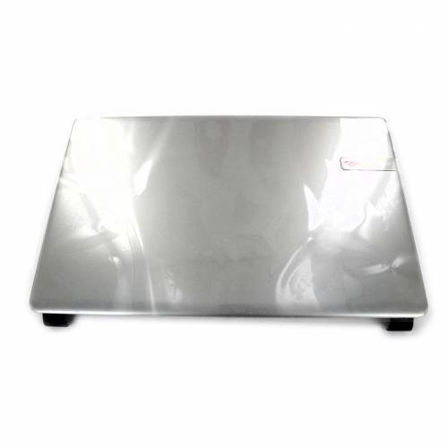 12 Packard Bell Laptop LCD Backcover (silver) IMR