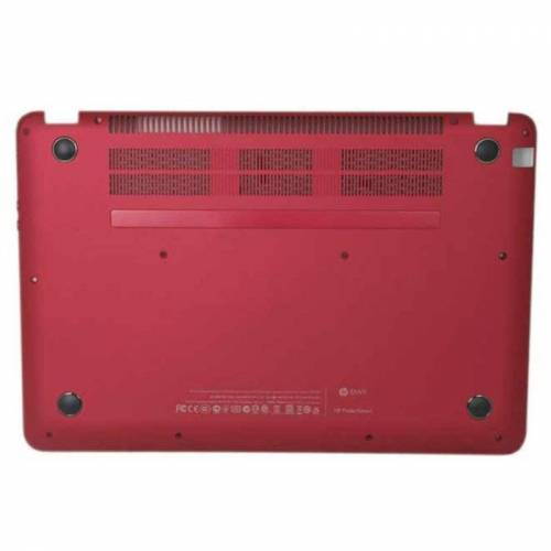 18 HP Laptop Bottom Cover Red