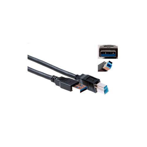 1 ACT USB 3.1 gen 1 (USB 3.0) Anschlusskabel B Male 2m