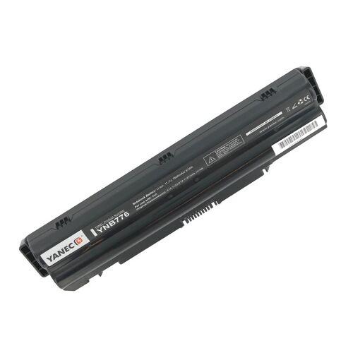 1 Yanec Laptop Hochleistungsakku 10.8V 7800mAh für Dell XPS 14, 15, 17