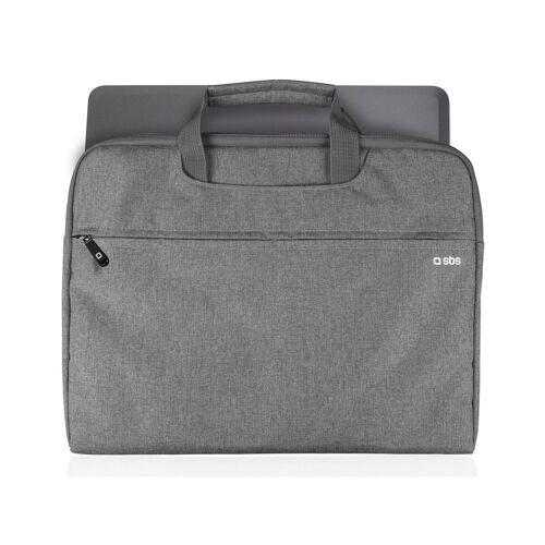 1 SBS Mobile Laptop Tasche 15,6 Inch - Grau