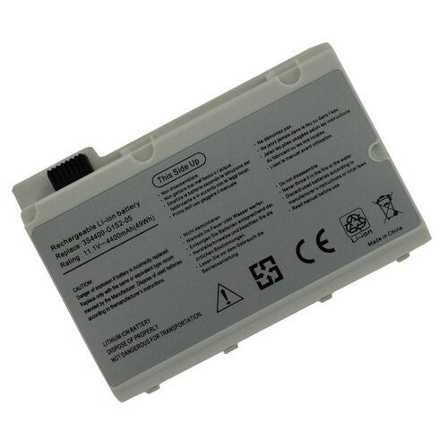1 Laptop Akku 10.8V 4400mAh Weiß für Fujitsu Siemens Amilo Pi3525