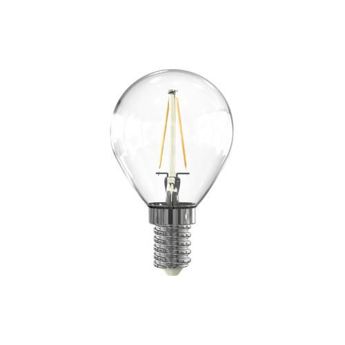 1 LEDs Licht LED Glühbirne G45 2W 250 lm E14 klar