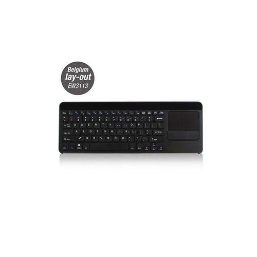 1 Ewent Smart TV Tastatur mit Touchpad (BE)