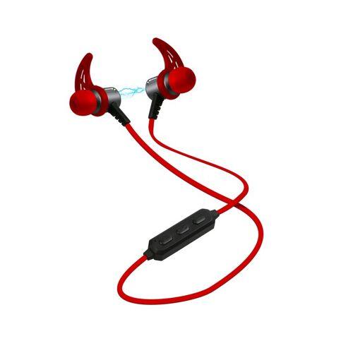 1 SBS Mobile BT500 Bluetooth In-Ohr Kopfhörer - Rot