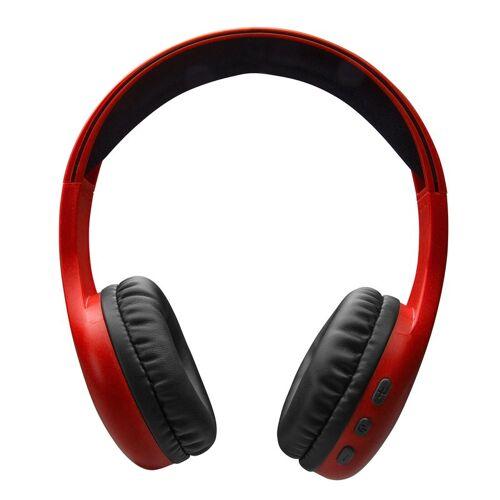 1 Musik Hero Drahtlose Kopfhörer - Rot