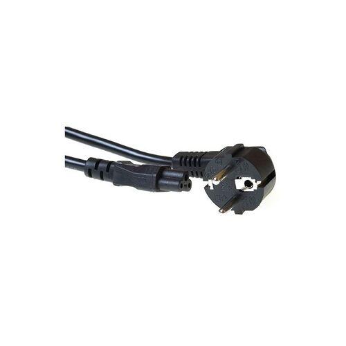 3 ACT 230V aansluitkabel - schuko male (haaks) - C5 10 m