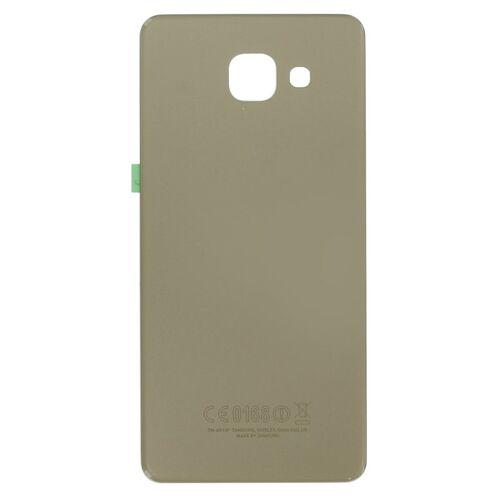 3 Samsung Galaxy A5 2016 Batteriedeckel - Gold für Samsung Galaxy A5 (2016) SM-A510F