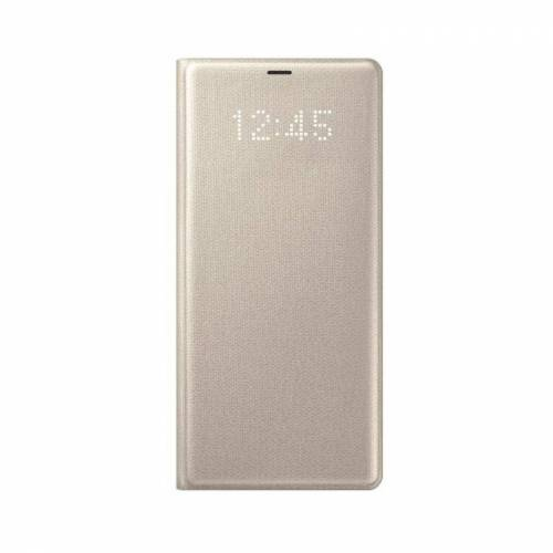 3 Samsung LED View Cover Galaxy Note8 - Goud