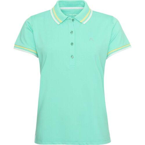 Alberto Poloshirt Isy Dry kurzarm mint
