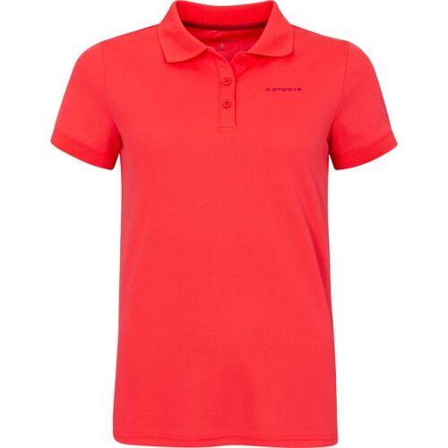 Icepeak Poloshirt Bayard kurzarm pink
