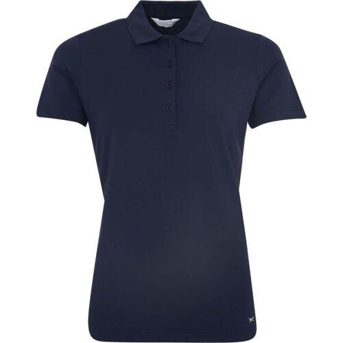 Brax Golf Poloshirt Pia G kurzarm navy