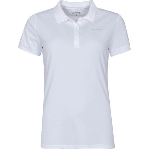 Icepeak Poloshirt Bayard kurzarm weiß