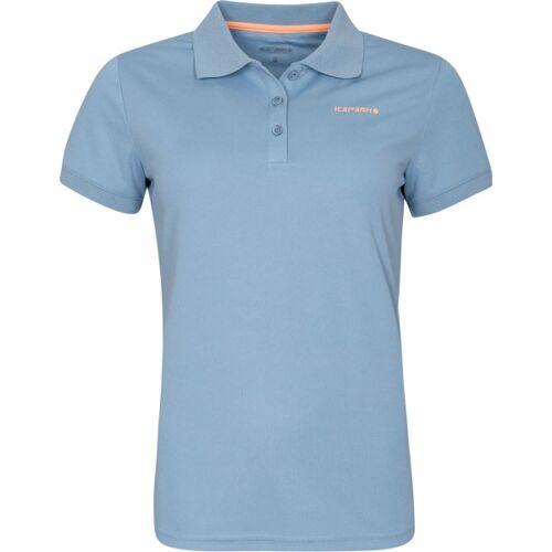 Icepeak Poloshirt Bayard kurzarm blau