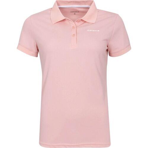 Icepeak Poloshirt Bayard kurzarm rosa