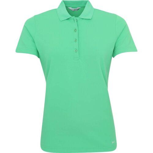 Brax Golf Poloshirt Pia G kurzarm grün