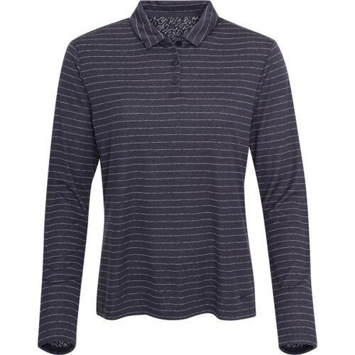 Nike Golf Poloshirt Dry Longsleeve langarm navy