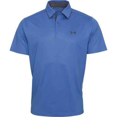 Under Armour Poloshirt CoolSwitch Dash kurzarm blau