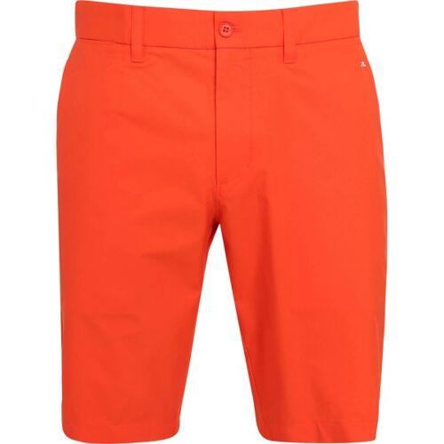J. LINDEBERG Shorts Somle Tapered Light Poly rot