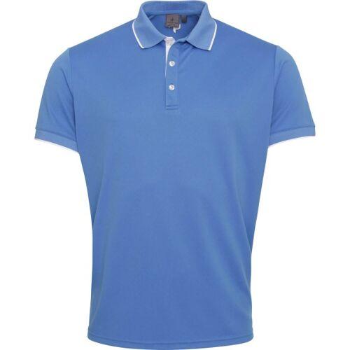 Cross Poloshirt Neo kurzarm blau