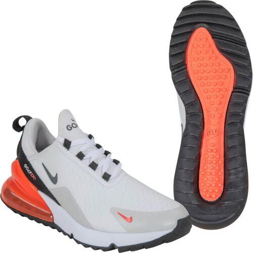 Nike Golf Golflschuh Air Max 270 G weißpink