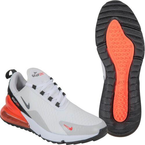 Nike Golf Golfschuh Air Max 270 G weißpink