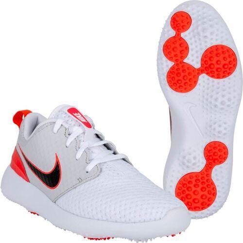 Nike Golf Golfschuh Roshe G Jr. weißpink