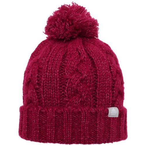Adidas Mütze Pom Beanie pink