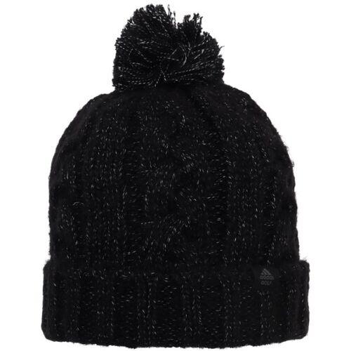 Adidas Mütze Pom Beanie schwarz