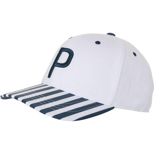 Puma Cap Pars weißnavy