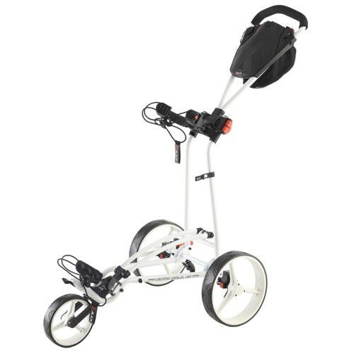 BIG MAX Golftrolley Autofold FF weiß