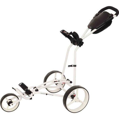 BIG MAX Golftrolley Autofold X weiß