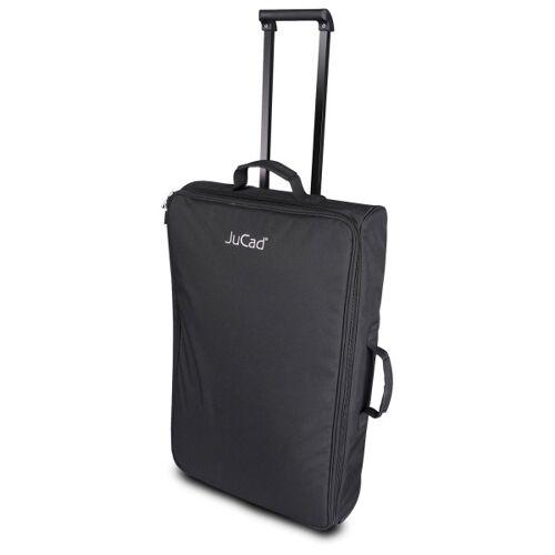 JuCad Transporttasche mit Rollen JRT-1 schwarz