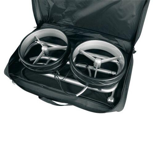 JuCad Transporttasche JTT Travel schwarz