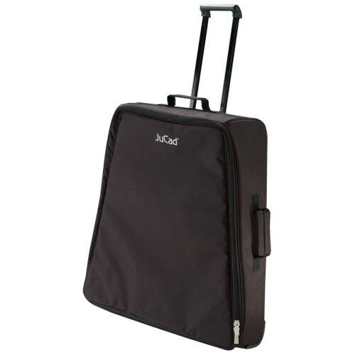 JuCad Transporttasche mit Rollen JRT-3 schwarz