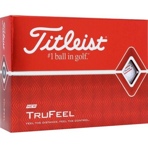 Titleist TruFeel Logoball