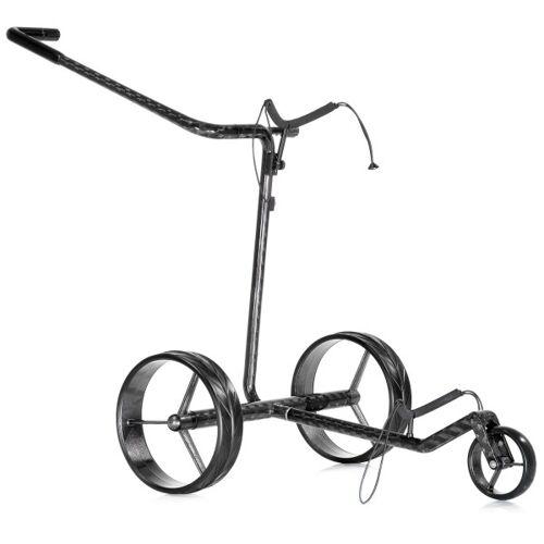 JuCad Elektro-Trolley Jucad Carbon Drive 2.0 Fernbed. carbon