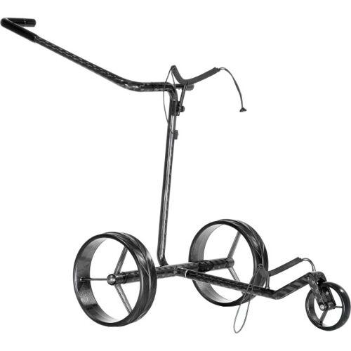 JuCad Elektro-Trolley Jucad Carbon Drive 2.0 schwarz