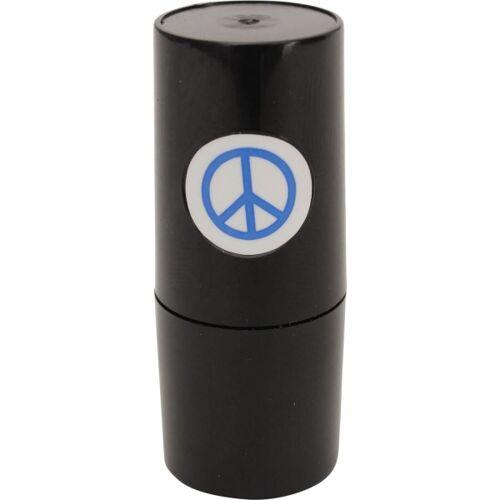Sonstige Golfball-Stempel Peace blau