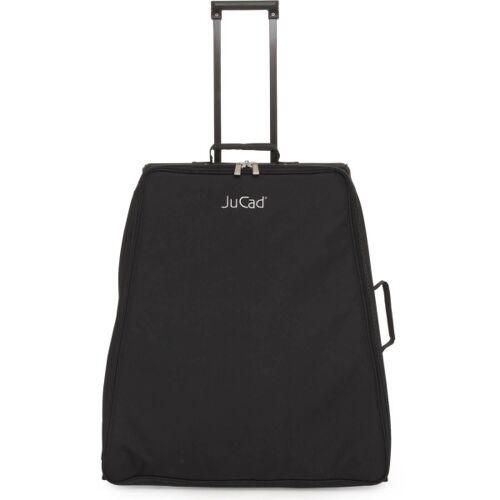 JuCad Transporttasche mit Rollen JRT-2 schwarz