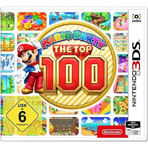 Nintendo Mario Party: The Top 100 - [Nintendo 3DS] - Preis vom 14.06.2021 04:47:09 h