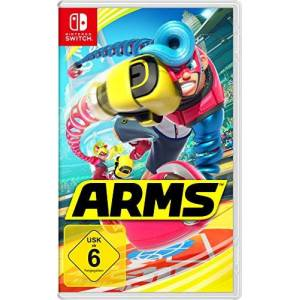 Nintendo ARMS [Nintendo Switch] - Preis vom 22.10.2020 04:52:23 h