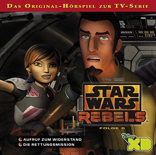 Disney Star Wars Rebels Folge 6 - Preis vom 22.10.2021 04:53:19 h