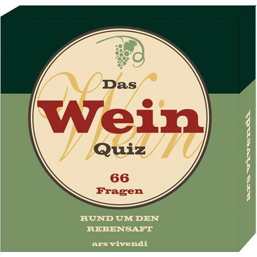 - Wein-Quiz - Preis vom 19.06.2021 04:48:54 h